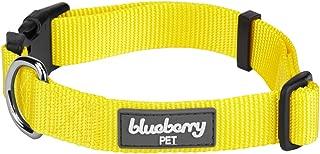Best mustard yellow dog collar Reviews