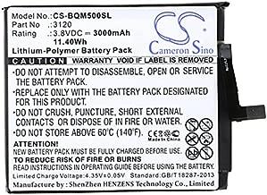 XPS Replacement Battery Compatible with BQ Aquaris M5 PN 3120
