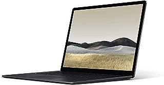 Microsoft Surface Laptop 3 [V9R-00034] Touchscreen Laptop, AMD Ryzen R5-3580U, 15 Inch, 256GB, 16GB RAM, AMD Radeon™ Vega 9 Graphics, Win10, Eng-Ara KB, Black Color [Middle East Version]