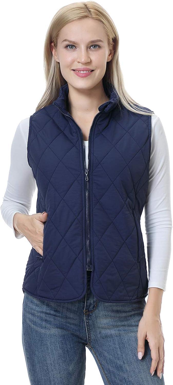 SPOEAR womens Puffer Vest