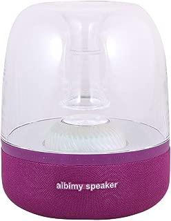 Aibimy Power Bank LED Lamp Bluetooth Speaker