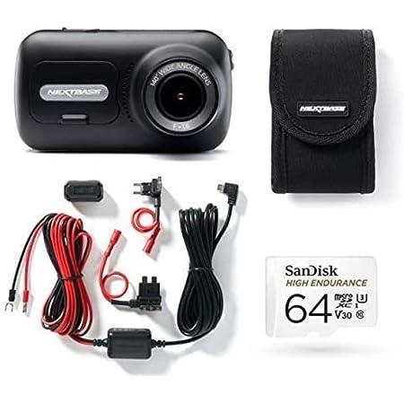 Nextbase 422gw Autokamera Dashcam Auto Full 1440p Elektronik