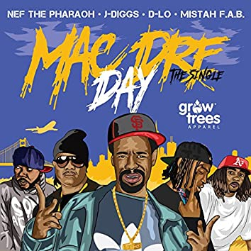 Mac Dre Day (feat. Nef the Pharaoh, J-Diggs, D-Lo & Mistah Fab)