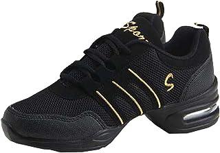 16ce2fdb6b5 Zapatos de Baile Danza Moderna Zapatos de Jazz Movimiento Zapatos de la  Aptitud
