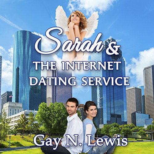 Sarah and the Internet Dating Service audiobook cover art