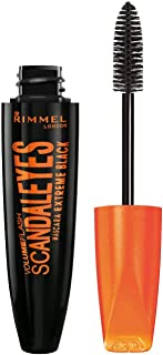 Rimmel Scandaleyes Mascara, Extreme Black, 0.41 Fl Oz (Pack of 1)