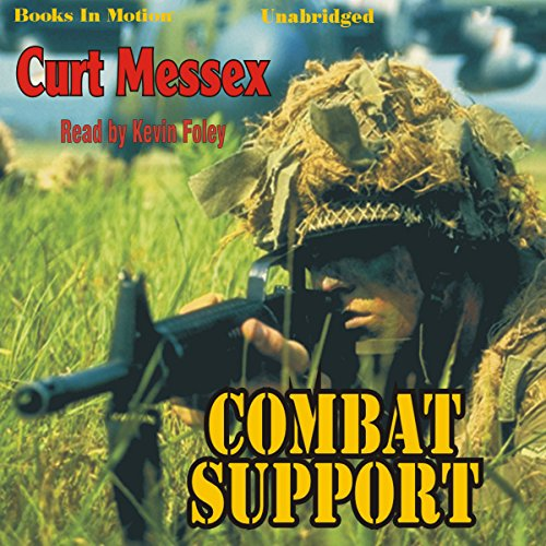 Combat Support audiobook cover art