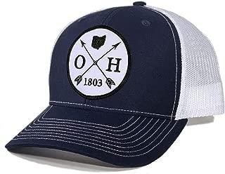 Men's Ohio Arrow Patch Trucker Hat
