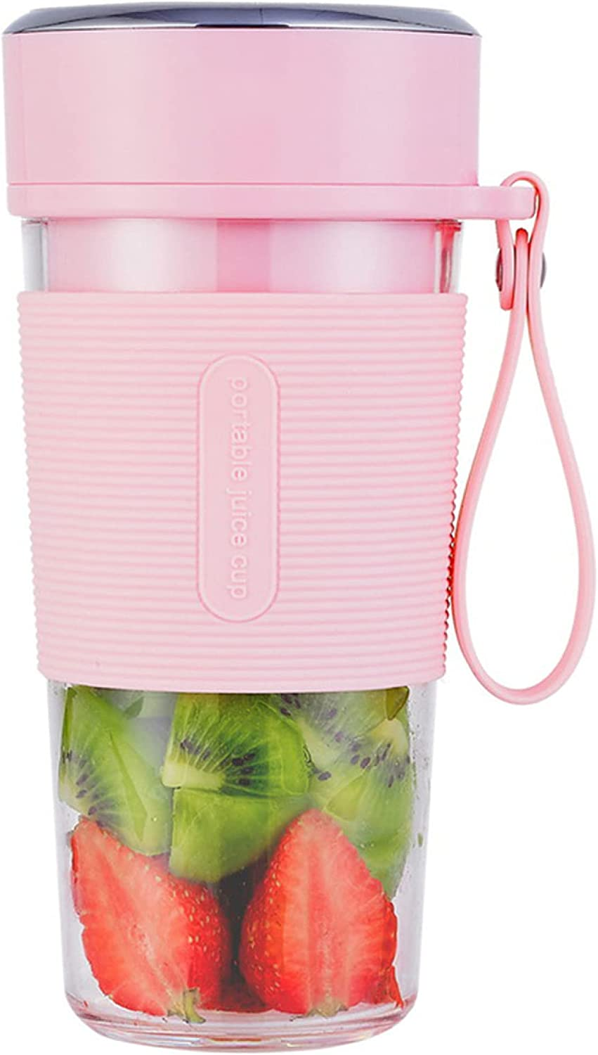 Genuine Mini Electric NEW before selling ☆ Portable Blender Juicer Cup USB Rechargeable Food