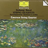 Debussy, Ravel: String Quartets (1995-09-19)