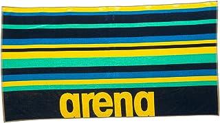 comprar comparacion ARENA Beach Towel Toalla de Playa Multistripes, Adultos Unisex, Navy/Multi, Tu