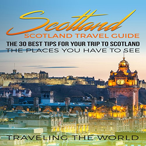 Scotland audiobook cover art