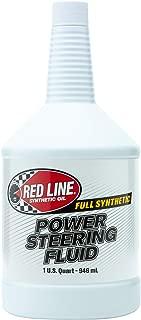 Red Line 30404 Power Steering Fluid - 1 Quart (Pack of 6)