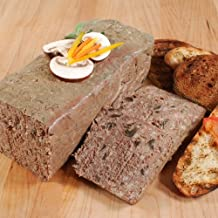 Pate de Campagne Forrestier - All Natural - 1 x 3.5 lb by Terroirs d'Antan
