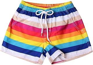 Women's Swim Shorts Trunks Quick Dry Fresh Beach Short Pant Surfing Running Watershort
