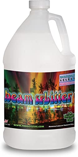 wholesale Froggys Fog - Beam Splitter - Professional Water Based Haze Fluid - Compatible with Hurricane sale Haze 1D, Haze 2D and Haze 4D - 1 online sale Gallon outlet sale
