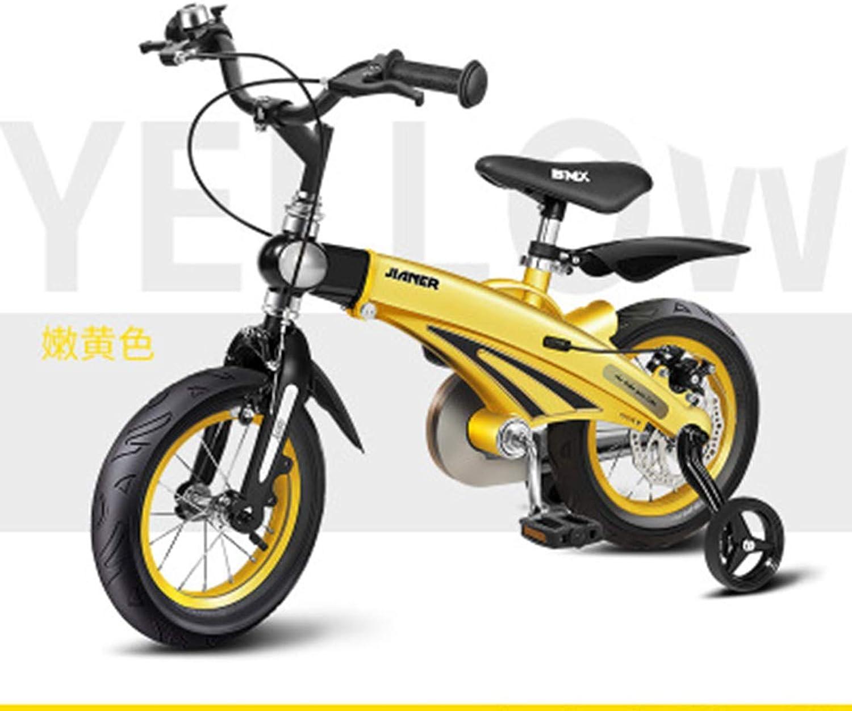 XIAOXIAO Vélo pour bébé de 2 à 11 Ans Vélo pour Enfants avec pédale