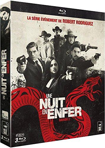Une Nuit en Enfer-Saison 2 [Blu-Ray]