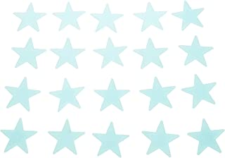 Generic 100Pcs Luminous Star Wall Stickers Home Room Decor Glow In The Dark Decal Modern