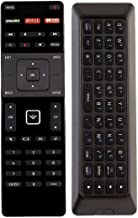 VINABTY XRT500 Remote with Backlight Keyboard fit for VIZIO Smart TV M43-C1 M43C1 M49-C1 M49C1 M50-C1 M50C1 M502I-B1 M502IB1 M55-C2 M55C2 M60-C3 M60C3 M65-C1 M65C1 M70-C3 M70C3 M75-C1 M75C1 M80-C3