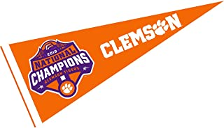 Clemson Tigers College Football Championship 2018 Pennant