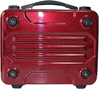 [ジ―ブロンコ]G-BRONCOアタッシュケース36cm ブラックフレーム A4サイズ ポリカーボネート