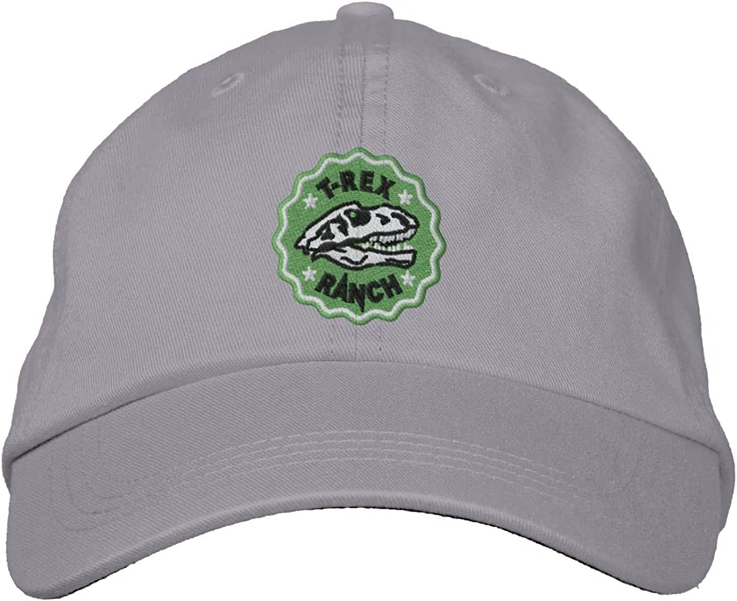 Embroidery Baseball Caps T-Rex Ranch Embroidered Caps Trucker Hat Dad Hats for Men & Women