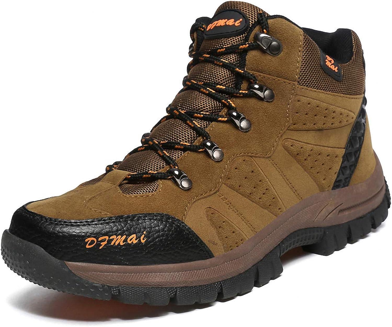 ZHENZHONG Women's Hiking Mountain Boots shoes Trekking Walking Sports Boots