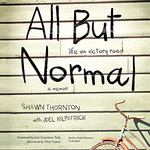 All but Normal audiobook cover art