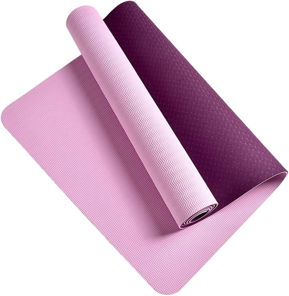 NYKK Non-Slip for Yoga Max 89% OFF All-Purpose Safety and trust High Thick Density Extra Exer