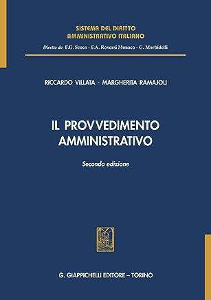 Il provvedimento amministrativo