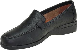 Amazon.es: Piel - Mocasines / Zapatos para mujer: Zapatos y ...