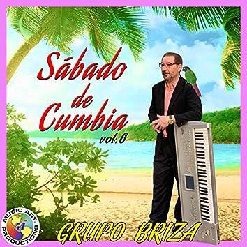 Sabado de Cumbia, Vol. 6