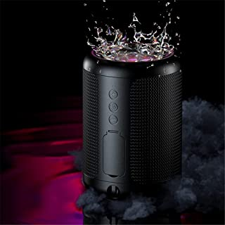 $107 » LKYBOA Wireless Small Audio Portable Heavy Bass High Volume High Sound Quality Mobile Phone Home Portable Radio Car Outdoo...