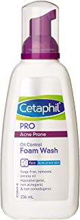 Cetaphil Pro Acne Prone Foam Wash, 236 ml
