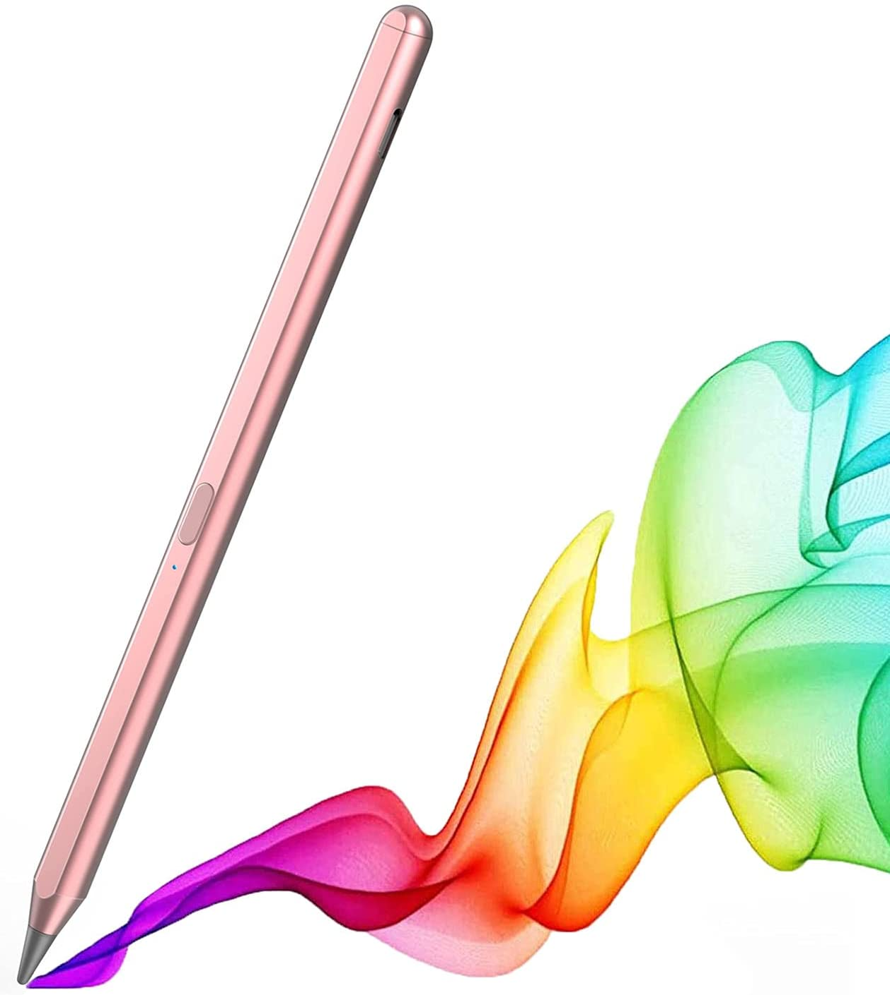 Stylus Pen for Apple iPad Pro Pencil 5th Generation 12.9/11 2021, iPad Air 4th &3rd Generation, iPad Pro 4th &3rd, iPad 8th, iPad 7th, iPad 6th, Compatible with 2018-2021 Apple iPads [Tilt Creative]