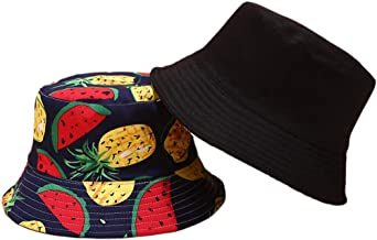 Gold,Silver,One Size Qiamay Ray Lederhut f/ür Damen und Herren Faltbare Fischerhut Unisex Wanderhut Outdoor Buschhut Hiking Hat