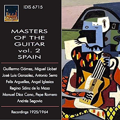Master of the guitas vol.2 Spain