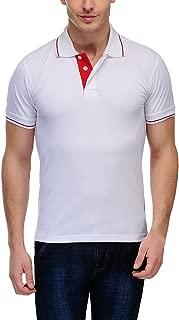 Scott International Men's Solid Regular fit Polo