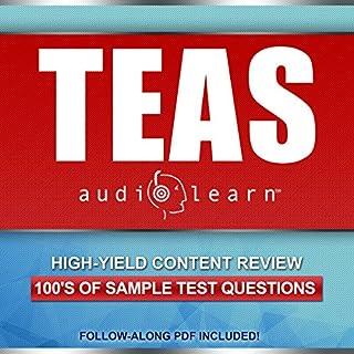 TEAS AudioLearn audiobook cover art