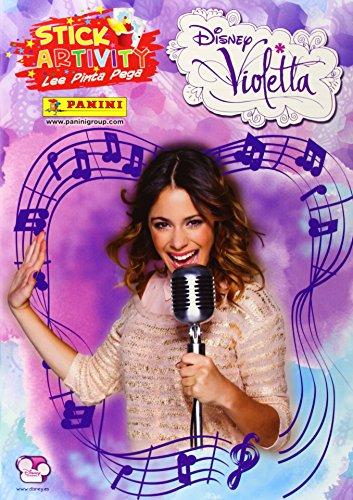 Violetta Disney. Stick & Activity