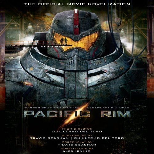 Pacific Rim audiobook cover art