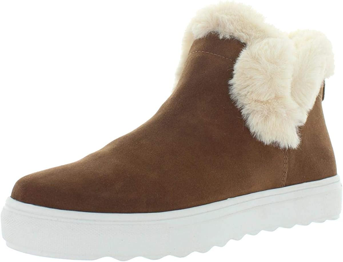 J/Slides Womens Priya Suede Cold Weather Winter Boots