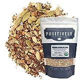 Positively Tea Company, Organic Rooibos Chocolate Chai, Rooibos Tea, Loose Leaf, 16 oz. Bag