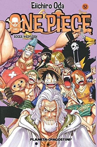 One Piece nº 52: Roger y Rayleigh (Manga Shonen)