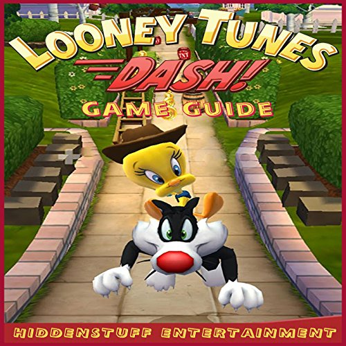Looney Tunes Dash! Game Guide audiobook cover art