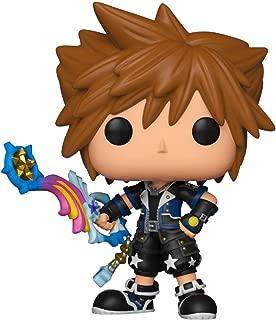 Pop Kingdom Hearts: Sora (Drive Form) Collectible Figure, Multicolor