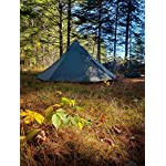 OneTigris Iron Wall Stove Tent with Inner Mesh, Weighs 1900g 9