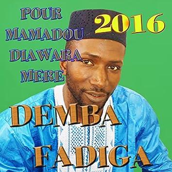 Mamadou Diawara (feat. FEA)