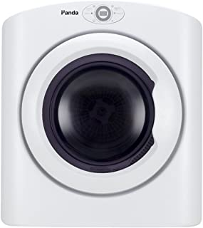 Panda PAN865W 2.65 cu.ft Compact Laundry Dryer, White